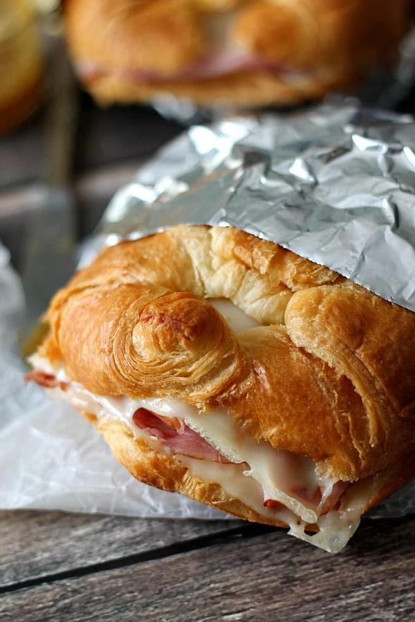 Ham-Swiss-Croissant-
