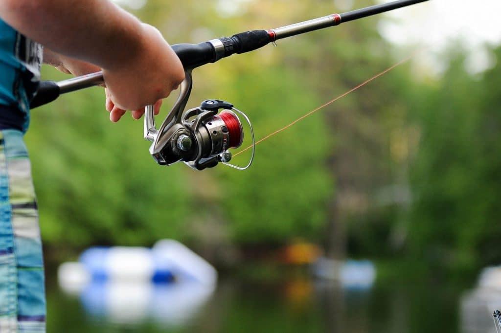 spinning reel fishing for beginners